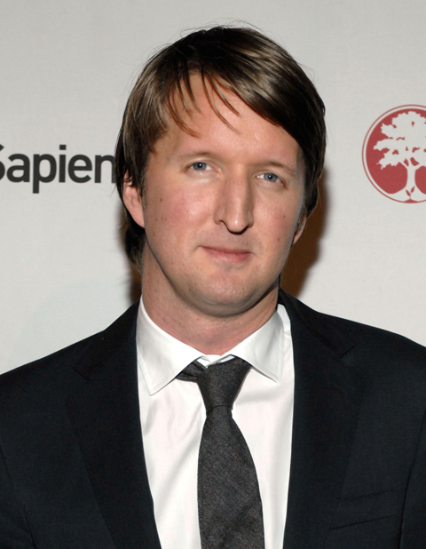 Film Director Tom Hooper