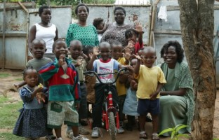 Martha Ngwinda a client of FINCA Malawi
