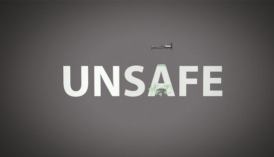 unbanked challenge unsafe