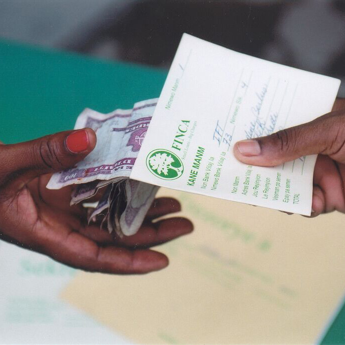 Haiti VB Transaction Hands